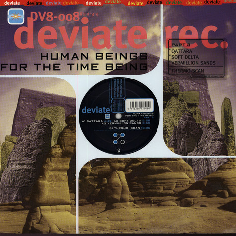 Human Beings - For The Time Being (Part 3)