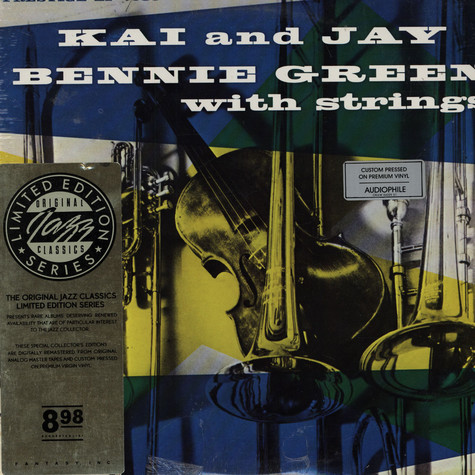Jay And Kai Quintet / Bennie Green - With Strings