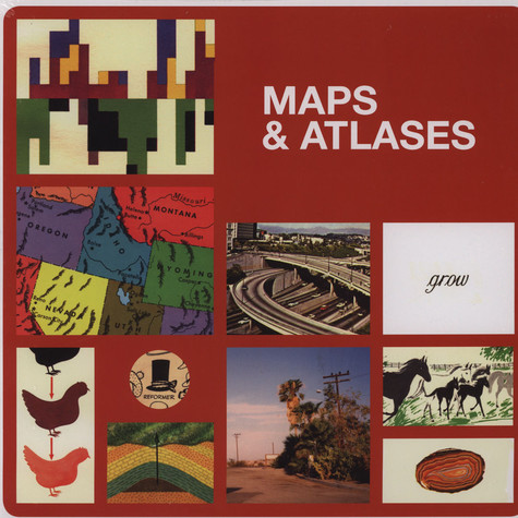 Maps & Atlases - You And Me And The Mountain EP
