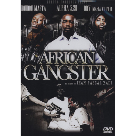 Jean Pascal Zadi - African Gangster - The Movie