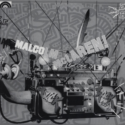 Malcolm McLaren & The World's Famous Supreme Team - You Like Scratchin?