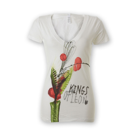 Kings Of Leon - Fly Trap T-Shirt