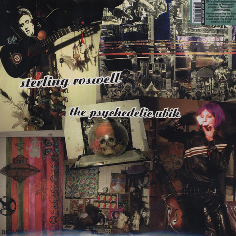 Sterling Roswell - The Psychedelic Ubik