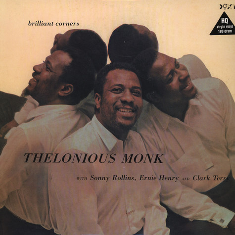 Thelonious Monk With Sonny Rollins, Ernie Henry And Clark Terry - Brilliant Corners