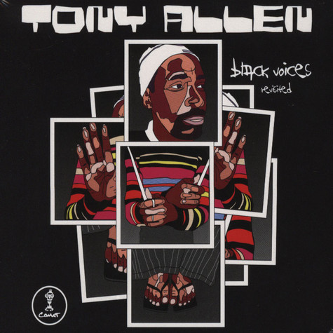 Tony Allen - Black Voices Revisited