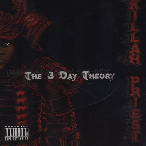 Killah Priest - The 3 Day Theory