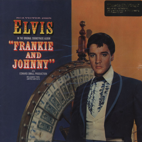 Elvis Presley - Frankie & Johnny Remastered