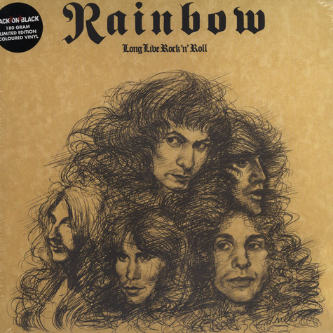Rainbow - Long Live Rock' n' Roll
