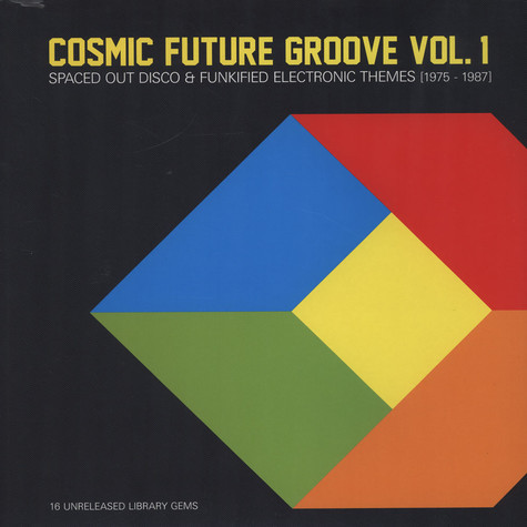 V.A. - Cosmic Future Groove Volume 1