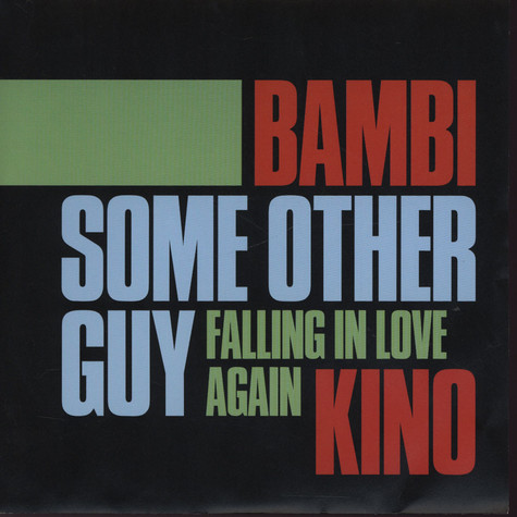 Bambi Kino - Some Other Guy / Falling In Love Again