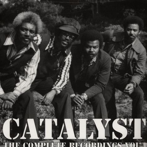 Catalyst - The Complete Recordings Volume 1