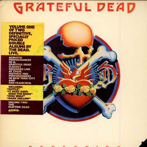 Grateful Dead, The - Reckoning