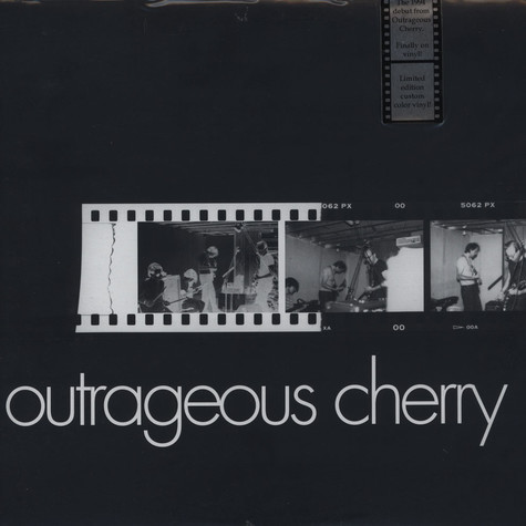 Outrageous Cherry - Outrageous Cherry