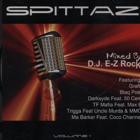 DJ E-Z Rock - Spittaz Volume 1