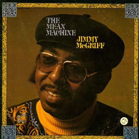 Jimmy McGriff - The Mean Machine