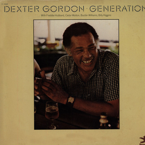 Dexter Gordon - Generation