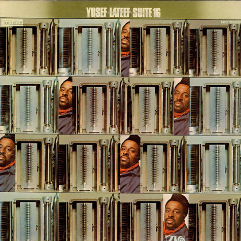 Yusef Lateef - Suite 16