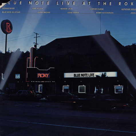 V.A. - Blue Note Live At The Roxy
