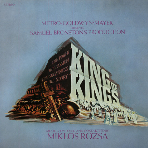 Miklos Rosza - OST King Of Kings
