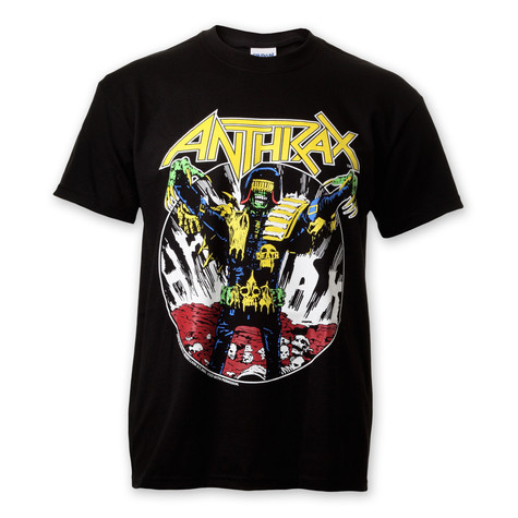 Anthrax - Judge Death T-Shirt