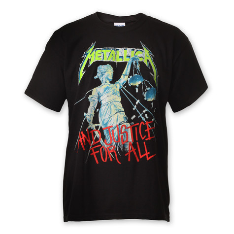 Metallica - ...And Justice For All T-Shirt