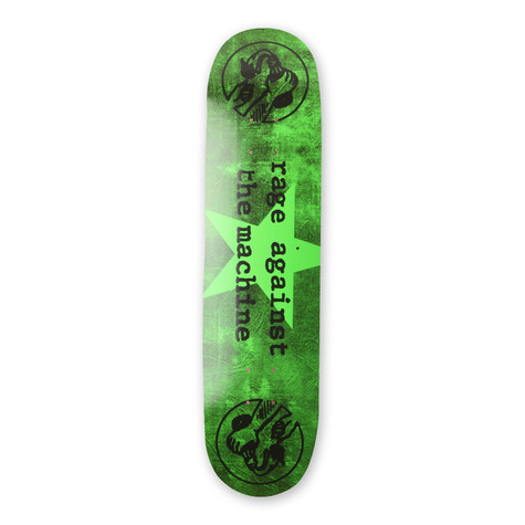 Rage Against The Machine - Molotiv Skateboard Deck