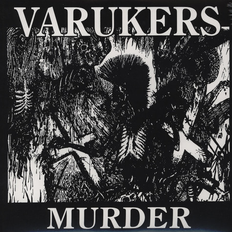 Varukers, The - Murder / Nothing's Changed