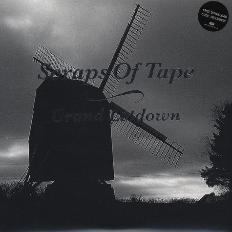 Scraps of Tape - Grand letdown LP