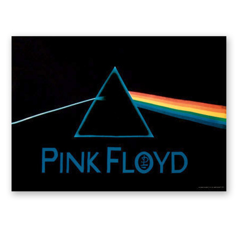 Pink Floyd - Dark Side Of The Moon Flag