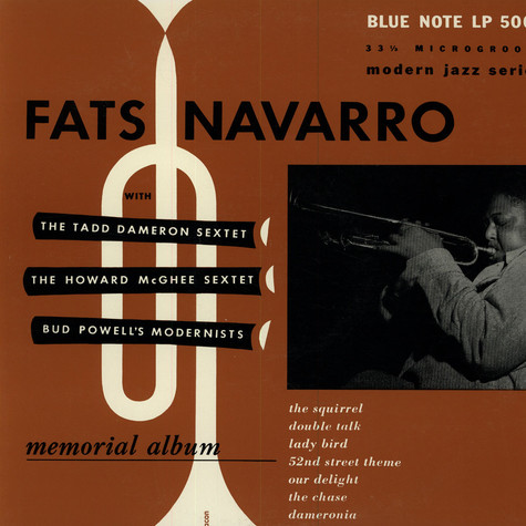 Fats Navarro - Memorial Album