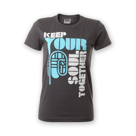 101 Apparel - Keep Your Soul Together Women T-Shirt