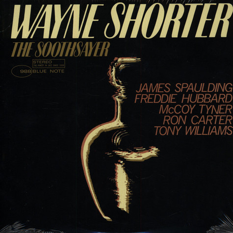 Wayne Shorter - The Soothsayer