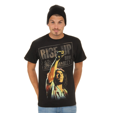 Bob Marley - Arm Up T-Shirt