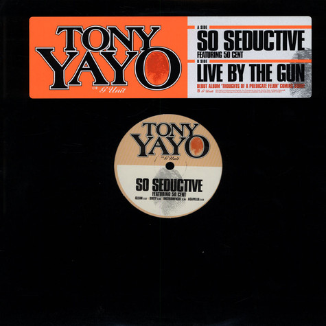 Tony Yayo of G-Unit - So seductive feat. 50 Cent