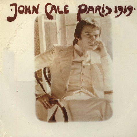 John Cale - Paris 1919