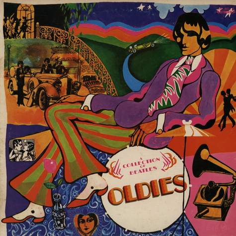 Beatles, The - A Beatles Collection Of Oldies