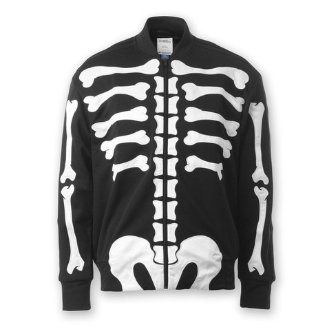 adidas Originals by Originals x Jeremy Scott - Bones Tux Jacket