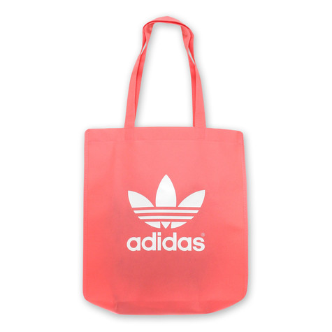 f1d7e24ac3b0 adidas - Trefoil Bag (Turbo   Running White)