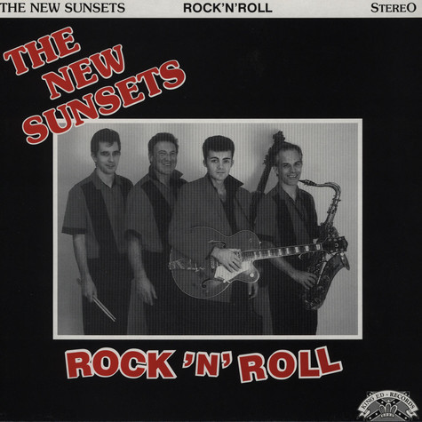 New Sunsets, The - Rock'n'Roll
