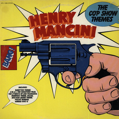 Henry Mancini - The Cop Show Themes