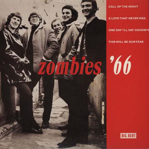 Zombies, The - Zombies 66
