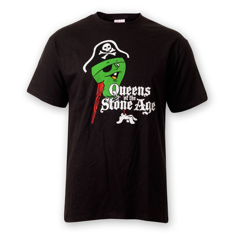 Queens Of The Stone Age - Lightbulb Pirate T-Shirt