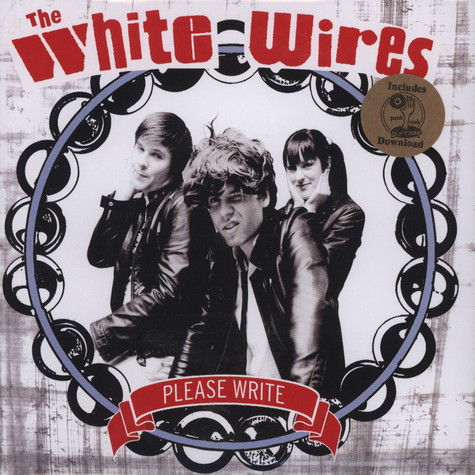 Mean Jeans / White Wires - White Wires / Mean Jeans