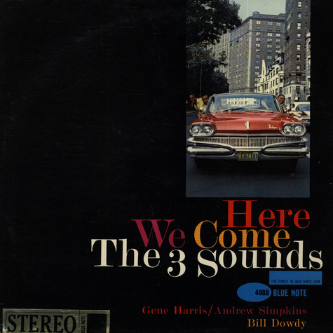 Three Sounds, The - Here We Come