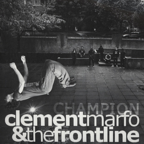 Clement Marfo & The Frontline - Champion