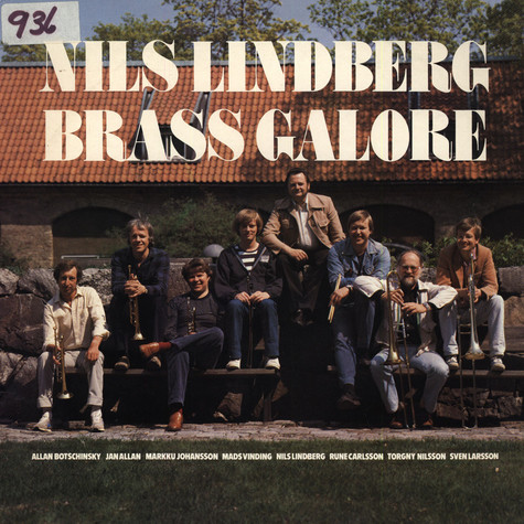 Nils Lindberg - Brass Galore