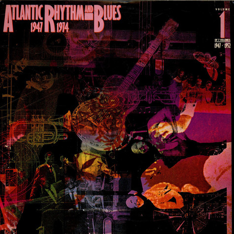V.A. - Atlantic Rhythm & Blues 1947-1974 (Volume 1 1947-1952)
