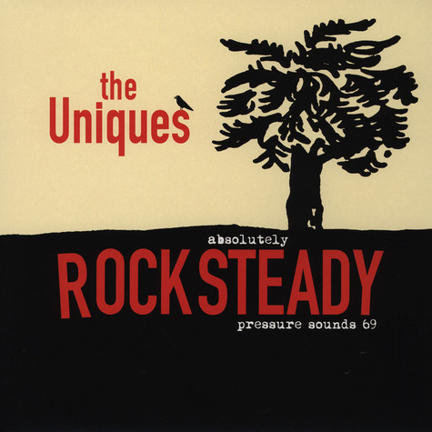 Uniques, The - Absolutely Rock Steady
