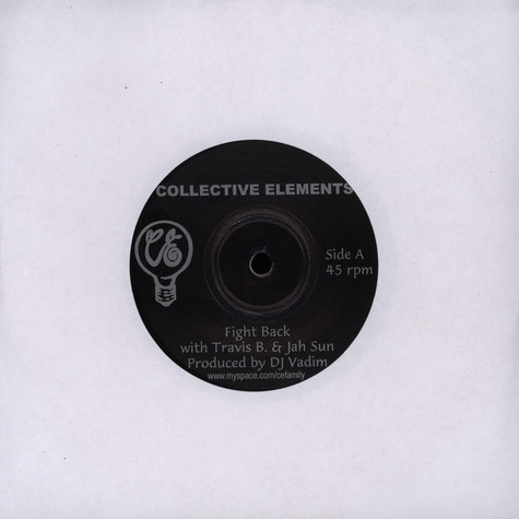 Collective Elements - Fight Back Feat. DJ Vadim
