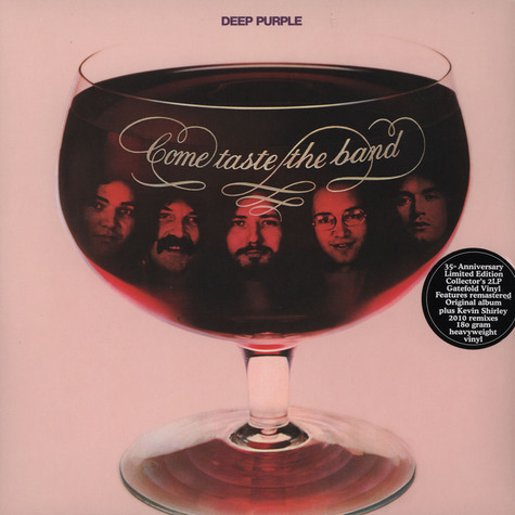Deep Purple - Come Taste The Band 2010 Version